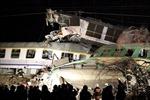 Hai tầu hỏa đâm nhau tại Ba Lan, gần 70 người thương vong