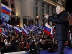 Bầu cử tổng thống Nga: Ông Putin thắng lớn