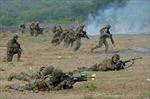 Ấn Độ và Mỹ tập trận chống khủng bố
