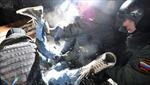 Nga bắt giữ hàng trăm người biểu tình