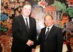 Phó Thủ tướng Nguyễn Xuân Phúc tiếp Bộ trưởng Bộ Công vụ Pháp
