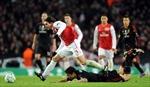 Arsenal kiêu hãnh rời cuộc chơi
