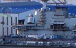 Cận cảnh hàng không mẫu hạm của Trung Quốc