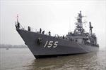 Tàu chiến Nhật thăm Hải Phòng
