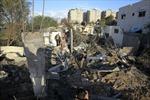 Xung đột leo thang tại Gaza