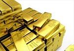 Giá vàng thế giới lại tăng