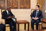 Tổng thống Bashar Al Assad: Xyri sẵn sàng giải quyết bất ổn