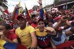 Tuần hành ủng hộ Tổng thống Chavez