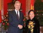 Thái tử Vương quốc Bỉ thăm chính thức Việt Nam