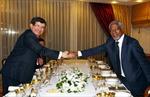 Xyri phản hồi đề xuất của Đặc phái viên Annan