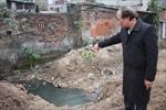 Vụ san lấp mộ ở Tứ Kỳ, Hà Nội: Sẵn sàng khai quật nếu ở dưới có mộ