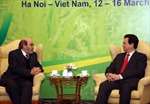 Thủ tướng Nguyễn Tấn Dũng tiếp Tổng Giám đốc FAO
