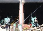 Nổ tại nhà máy nước,  6 người thương vong