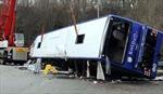 Tai nạn xe buýt ớ Pháp