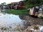 """Sông Phan (Vĩnh Phúc) đang """"chết dần"""""""