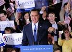 Bầu cử Mỹ: Chiến thắng bước ngoặt của ông Romney