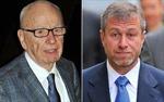 """Rupert Murdoch từng """"chào"""" Roman Abramovich mua báo"""