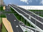 Khởi công xây dựng dự án đường vành đai 2