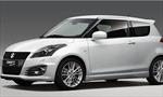 Suzuki bán dòng xe Swift tại Thái Lan