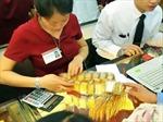 Giá vàng tăng 70.000 đồng/lượng