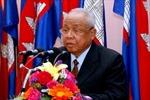 Ông Chea Sim tái đắc cử Chủ tịch Thượng viện Campuchia