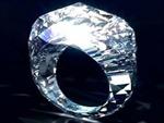Nhẫn kim cương toàn phần đầu tiên trên thế giới