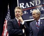 """Chân dung các ứng cử viên tổng thống Mỹ 2012-Kỳ 4: """"Bà đỡ"""" Ron Paul"""