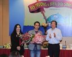 Giải Biếm họa Báo chí Việt Nam lần III - Cúp Rồng Tre : Mang tranh biếm họa ra đường phố