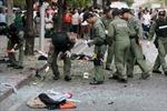 Thái Lan: Bom nổ liên hoàn 80 người thương vong