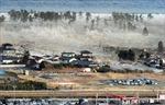 Nhật lại xảy ra động đất mạnh gần Fukushima