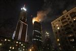 Cháy chợ ở Nga, 15 người chết