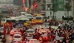 Hãi hùng xe buýt Hà Nội