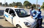 Hà Nội quản chặt hoạt động taxi