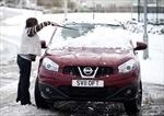 Thời tiết lạnh bất thường ở Anh