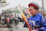 Mở hội giữa đường Hà Nội