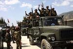 Bạo lực tái bùng phát tại Xyri