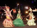 'Lễ hội đường phố' tại Festival Dừa lần III