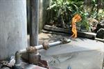'Giếng bốc cháy' có thể gây sụt lún đất