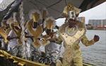 Lễ hội thuyền buồm ở Nigiêria