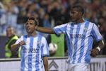 """Nistelrooy """"nổ súng"""", Malaga chính thức vượt Valencia"""