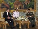 Thượng nghị sỹ Mỹ gặp giới lãnh đạo Mianma