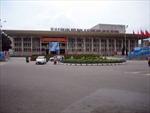 Hà Nội xây bãi đỗ xe ngầm tại Cung văn hóa Hữu Nghị