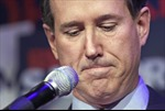 Bầu cử Mỹ: Ông Santorum tuyên bố ngừng tranh cử