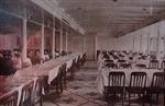 Tái hiện bữa ăn cuối cùng trên Titanic