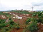 San ủi 133 ha mặt bằng không kiểm kê tài sản trên đất