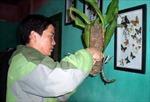 Chàng thanh niên mê phong lan