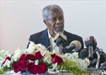 Ông Annan kêu gọi triển khai quan sát viên tới Xyri