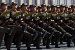 Lễ duyệt binh khổng lồ của Triều Tiên