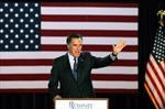 Bầu cử Mỹ: Ứng viên Romney ngang bằng Tổng thống Obama