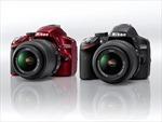 Nikon ra D3200 hỗ trợ kết nối Wi-Fi